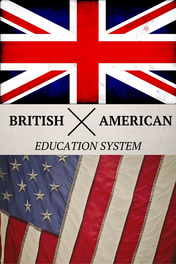 american and british education Is british education better or worse than american education (from ages 11-16)  there are some basic differences between british and american writing styles.