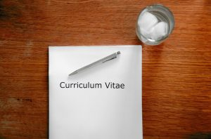 CV without work experience